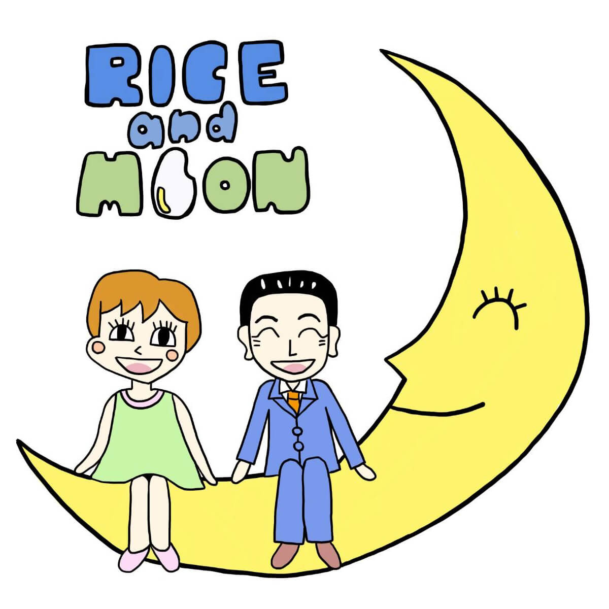 RICE and MOON